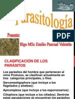 parasitología 1 AMBIENTAL