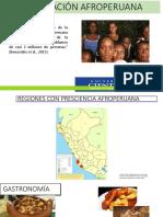 La Población Afroperuana