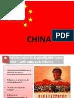 china presentación