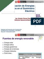 Aplicacion de Energias Renovables en El Suministro Electrico[1]