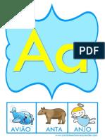 Alfa Com Ilustrações