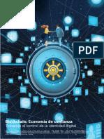 Blockchain Economia de Confianza Deloitte