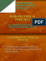 La Conducta Humana y Su Regulación Normativa II