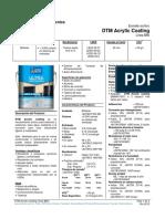 B66 DTM Acrylic Gloss