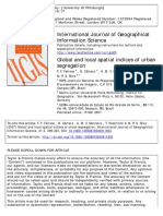 Feitosa 2007 Global and local spatial indices of urban segregation