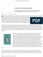 Juan José Saer, El Narrador de Las Percepciones - 26.06