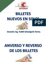 Nueva Familia de Billetes 2014