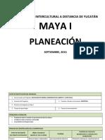 Planeacion Maya i Final