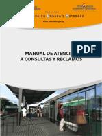 Manual de Atención a Consultas y Reclamos
