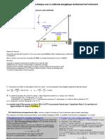 Résolution Système Hyperstatique BdF 30 Aout 2013