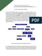 Cuál Es La Estructura Del Estado y Cómo Funciona El Ordenamiento Jurídico Constitucional Colombiano