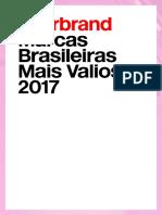 Best Brazilian Brands 2017