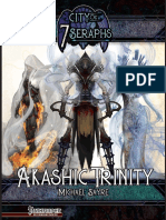 Lost Spheres - City of 7 Seraphs - Akashic Trinity