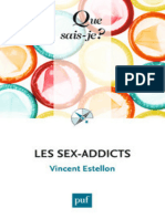 Les Sex-Addicts - Estellon Vincent