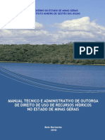 Manual de Outorga