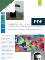 Punto Linea & Plano en La Arq - Arq.marco Soria Herrera