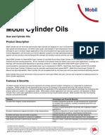 Mobil Cylinder Oils