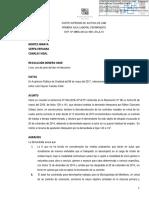 Caso Milton Zelada Javier, Poder Judicial RATIFICA  Desnaturalizacion de Contratos de Trabajo en Innova Ambiental S.A.