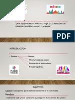 UNADM Presentación de Investigación y Resultados