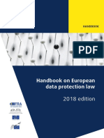 Fra Coe Edps 2018 Handbook Data Protection En