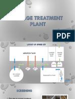 Final Sewage Treatment Plant Group 2 & 3
