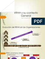 [2] Segunda Clase - RRHH y Su Contexto General (ETICA)
