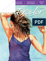 2016-08-01 Watercolor Artist