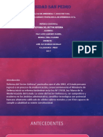 Reforma Del Sector Defensa (1)