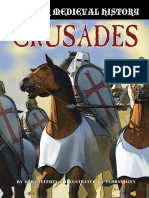 (Graphic Medieval History) Gary Jeffrey,Terry Riley-Crusades-Crabtree Publishing (2014)