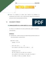 """ARITMÉTICA LECHERA "".doc"
