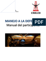 Manual de Manejo a La Defensiva