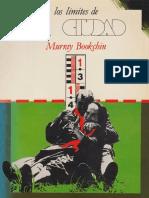 Bookchin, M. - Los Límites de La Ciudad [1977] [Ed. H. Blume, 1978]