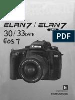Canon EOS Elan 7E - Manual de Uso.pdf