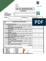 Instrumentos de Evaluación Jose Carlos Mariategui