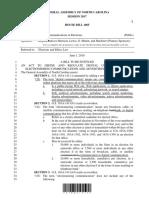 NCGA House Bill 1065