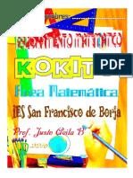Analogias Numericas y Graficas K 1