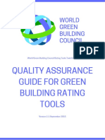 QA in Green Building