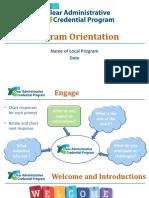 cacp orientation 5