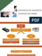 Contratos de Garantía Primera Parte