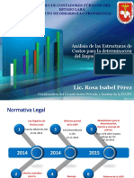 ANALISIS ESTRUCTURAS DE COSTOS 2016. Rosa Pérez.pdf