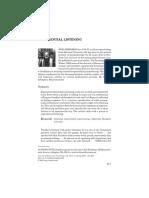 Friedman,N. ExperientialListening