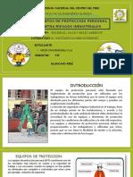 EPPs en La Industria