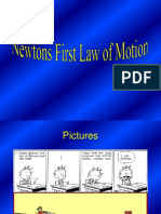 newtons law one and two
