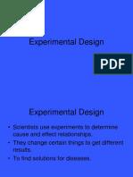1 experimental design  1