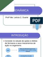 FARMACODINÂMICA (2)