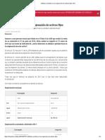 Utilidad o Pérdida en La Enajenación de Activos Fijos _ IDC