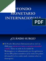 Fondo Monetario Internacional (3)