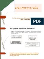 (5) Planificacion