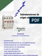 Schneider Electric Sobret Atmos Voltimum