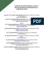 Arquitecturas informáticas para almac, proceso y admón de bases de datos para admón de integridad de ductos PAPER.pdf